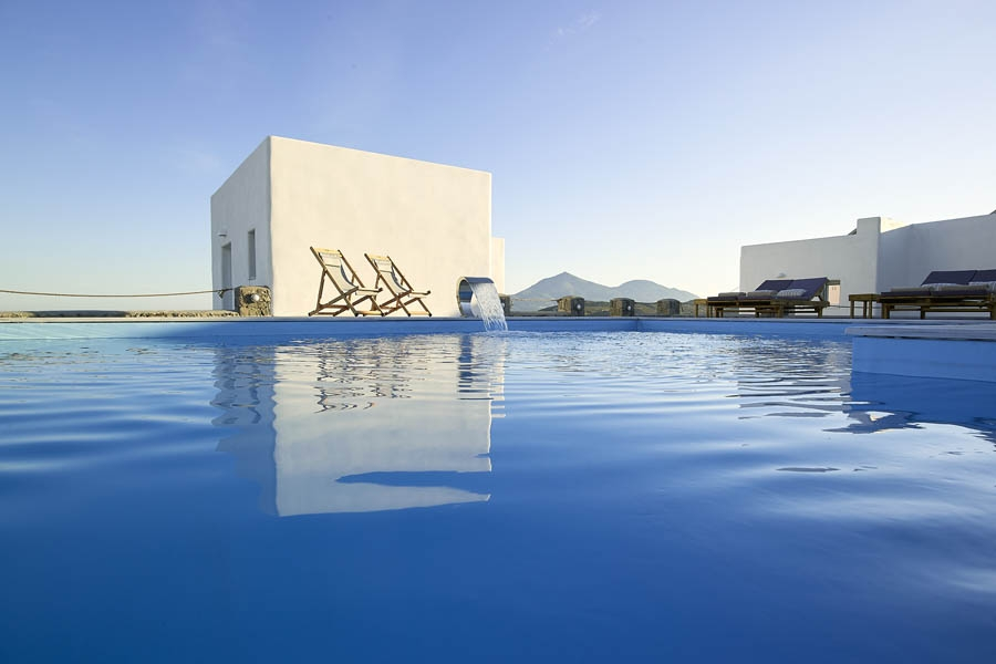Services, Lithos Luxury Rooms: Milos Island rooms pool sea view