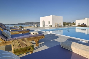 Gallery, Lithos Luxury Rooms: Milos Island rooms pool sea view
