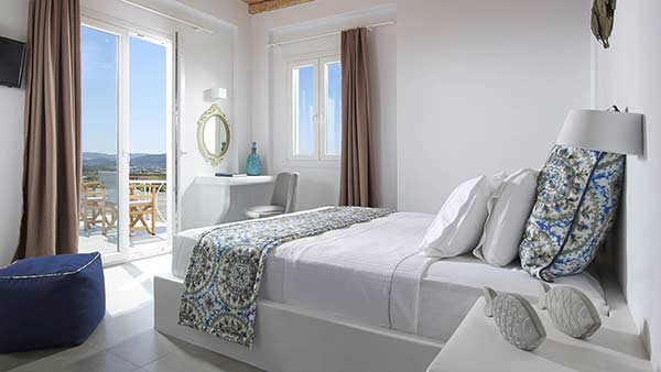 Partial Sea View Room